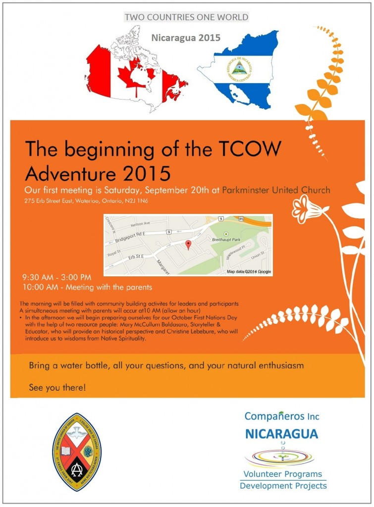 TCOW Saturday September 20th 2014